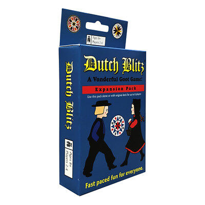 Dutch Blitz Expansion Pack Card Game NEW