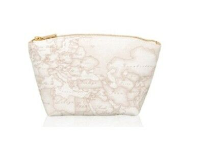 Necessaire Alviero Martini Geo White Large Case Cm0066188 White