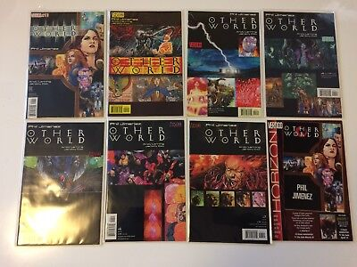 Complete Set Otherworld #1 2 3 4 5 6 7 Vertigo Comics (2005) VF/NM Lot