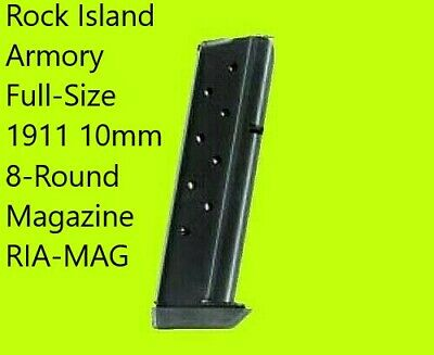 ROCK ISLAND ARMORY Compact 1911 9mm 8-Round Stainless