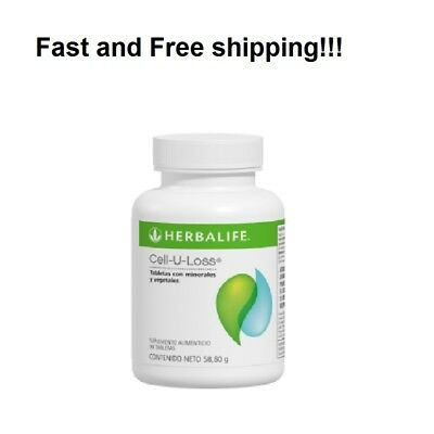 NEW HERBALIFE cell u loss 90 tablets . FREE SHIPPING!! expires 2020!!!
