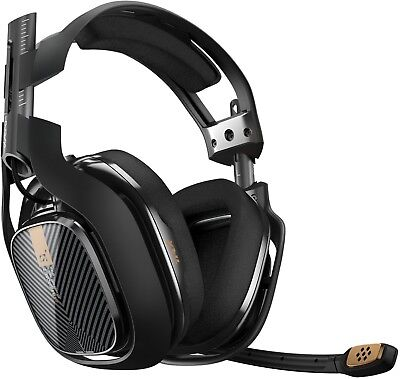 ASTRO Gaming A40 TR Gaming Headset for Xbox One, PS4, PC Black Tournament Ready