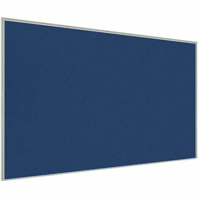 Stilford Professional Screen 1800 x 1250mm White and Blue