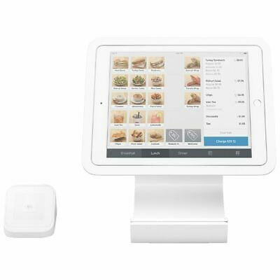 Square POS Stand with Contactless and Chip Card Reader