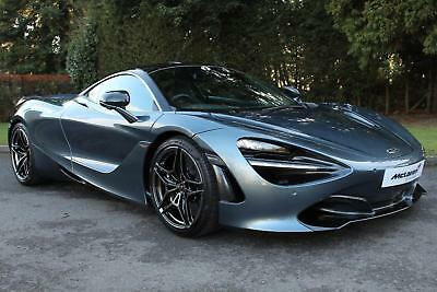 2017 McLaren 720S Luxury Petrol blue 7 Speed Automatic
