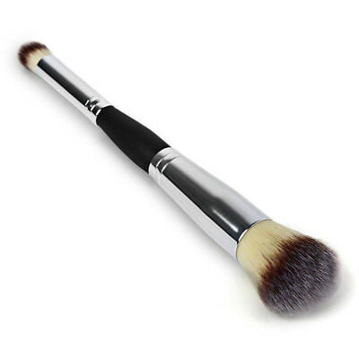 Double Ended Eyeshadow Makeup Brush Liquid Foundation Powder Cosmetic Sale