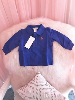 BNWT Ralph Lauren Baby Boy Polo Top