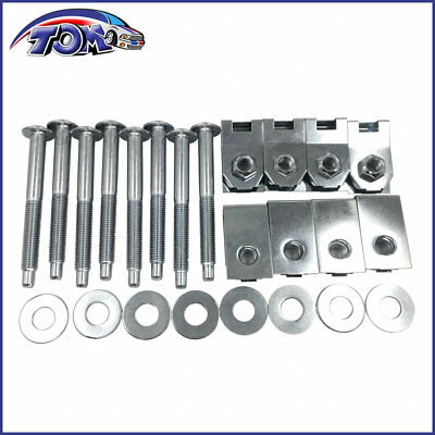 New Bed Mounting Hardware Kit For 99-14 Ford F250 F350 F450 F550 Super Duty