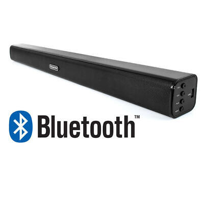 PrimeCables® Stereo Sound Bar Bluetooth 2.0 Wired and Wireless Speaker 30 Inches