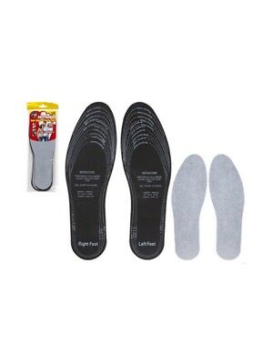 Anti Odour Inner Soles, Shoes Mens Womens Insoles New