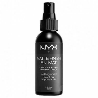NYX Matte Finish Long Lasting Setting Makeup Spray - MSS01 Matte Finish