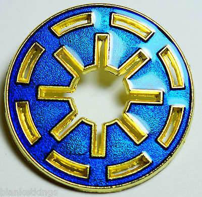 Disney Trading Pin Star Wars Emblems Galactic Republic Symbol