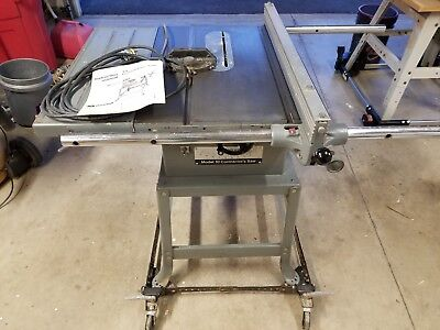 Rockwell Delta Model 10 Table Saw