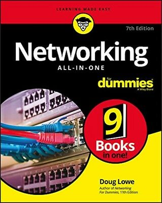 Networking All-in-One For Dummies 7th Ed 2018   Read on PC/Phone/Tablet