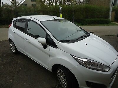 ford fiesta 1.0i ecoboost automatique