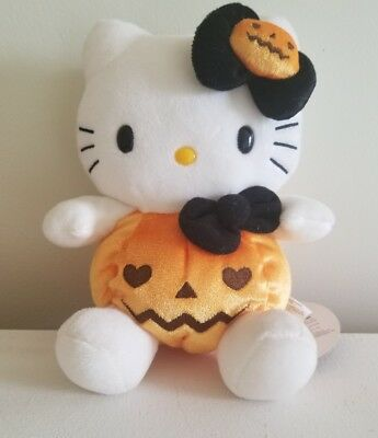 2010 Pumpkin Hello Kitty Halloween Bat Collectable Spooky Cute Kawaii