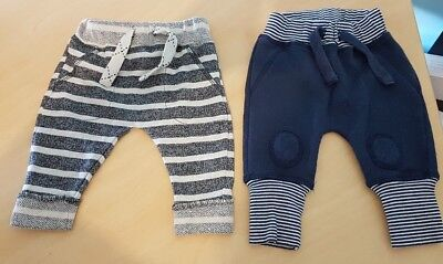 Dymples baby boy pants size 000 - 2 pairs