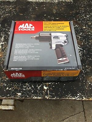 "Mac Tools MPF970501, 1/2"" Drive Aluminum Impact Wrench"