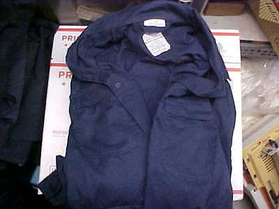 Military NAVY USN US Naval Sea Cadet Blue Coveralls Utility 42R loc#n60
