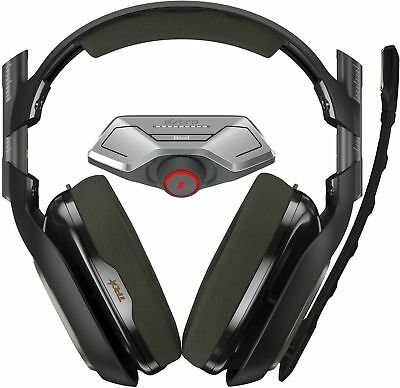 ASTRO Gaming A40 TR Headset + MixAmp M80 Black/Olive - Xbox One