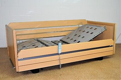 WISSNER-BOSSERHOFF Carisma Electric Profiling Bed - Nursing Home Care Hospital