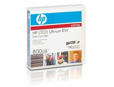 C7973A - HP LTO-3 Ultrium 800GB RW Data Cartridge