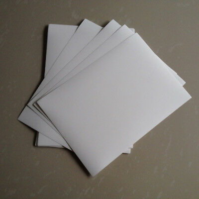 200x A6 Self Adhesive Labels Blank Paper for Laser Ink All Printers Strong Glue