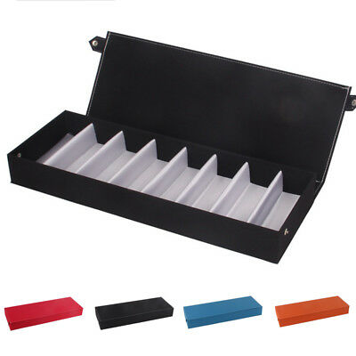 8 Slots Glasses Display Storage Case Box Organizer Fit For Sunglasses Eyeglasses