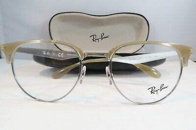 2a33102e68 RAY-BAN BEIGE GLASSES New with case RB 6396 2935 51mm -  55.35 ...