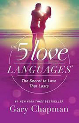 The 5 Love Languages: The Secret to Love That Lasts by Gary Chapman (EBOOK)EMAIL