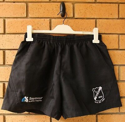 Hunters Hill Rugby Club Beyond Sport Men's Shorts Size Xl Facta Non Verba