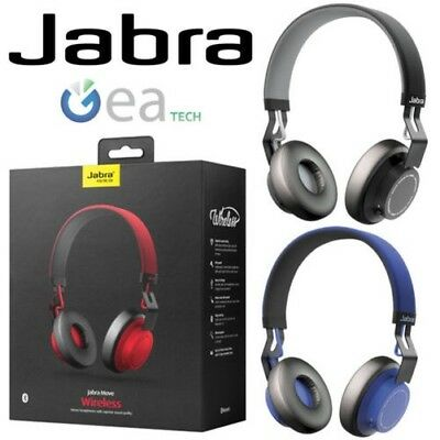 Jabra move Kopfhörer wireless Bluetooth Originale on-ear Universal- für