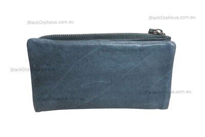 Leather Wallet, Jeans, Genuine Leather, Louise Oran Leather Wallet