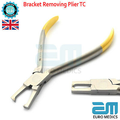 Bracket Remover Plier Orthodontic Dental Surgical Instruments TC Ortho Tools CE