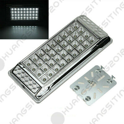 Universal Interior Light 36 LED Reading Light Ceiling Dome Roof Car Truck Boat
