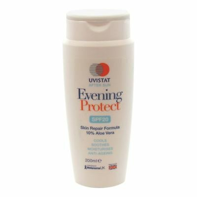 Uvistat Aftersun Evening Protect SPF20 200ml