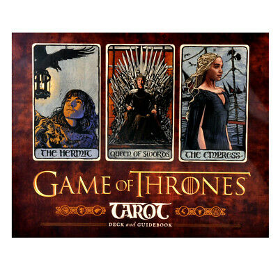 Game of Thrones Tarot Deck and Guidebook Box Set