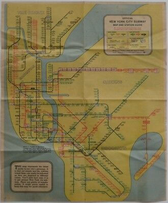 Nyc Subway Map 1997.Vintage Pamphlets 1971 72 Sunoko New Jersey 1997 Nyc Subway Map Lot