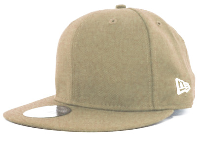New Era Original Basic Camel 59FIFTY Fitted - All Sizes (Y216)