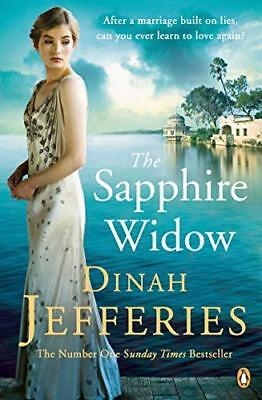The Sapphire Widow: The Enchanting Richard by Dinah Jefferies New Paperback Book