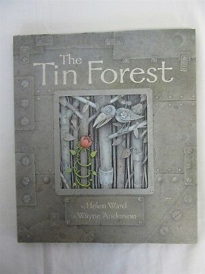 The Tin Forest by Helen Ward 2001 UK Templar edition HB
