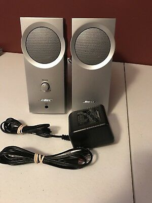 Bose Companion 2 Series II Multimedia Computer PC RIGHT Speaker Works
