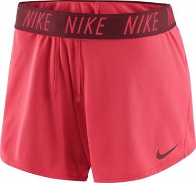 NWT Nike Womens Dri-Fit Dry Attack Training Shorts Size XS S 885273