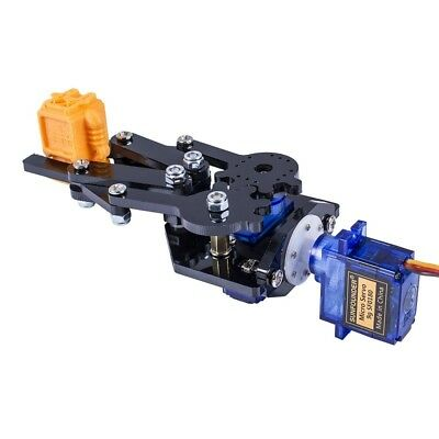 SunFounder Robot Arm Paw Gripper Kit Rollpaw with 2PS Servo for Arduino Uno Mega