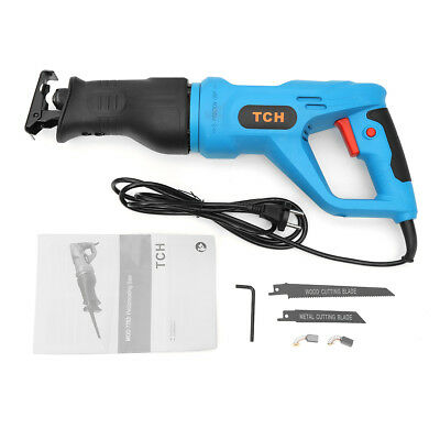 220V Electric Reciprocating Saw Household Multi-function Portable Wood Metal Pla