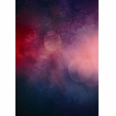 1.5X2.1m Photographic Background Fabric Clot Vinyl Sky Stars Studio Backdrop NEW