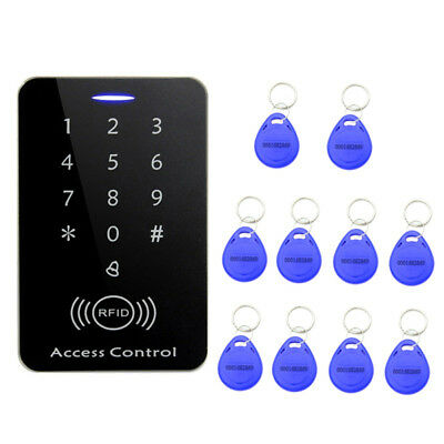 RFID Access Control System Security Proximity Entry Door Lock Strong Anti-jammin