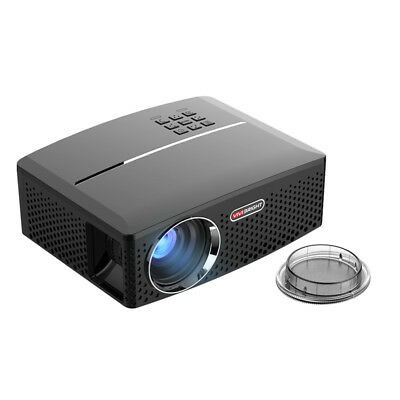 Vivibright GP80 New Projector 1800Ansi Lumen Full HD 1920 x 1080P LED LCD Projec