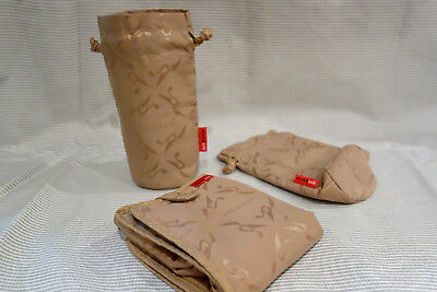 Storksak Insulated Bottle Holders x 2 and Changing Mat, excellent condition