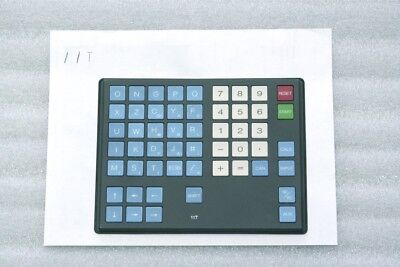 Keysheet Keypad FANUC 11T, A98L-0001-0481#T Replacement